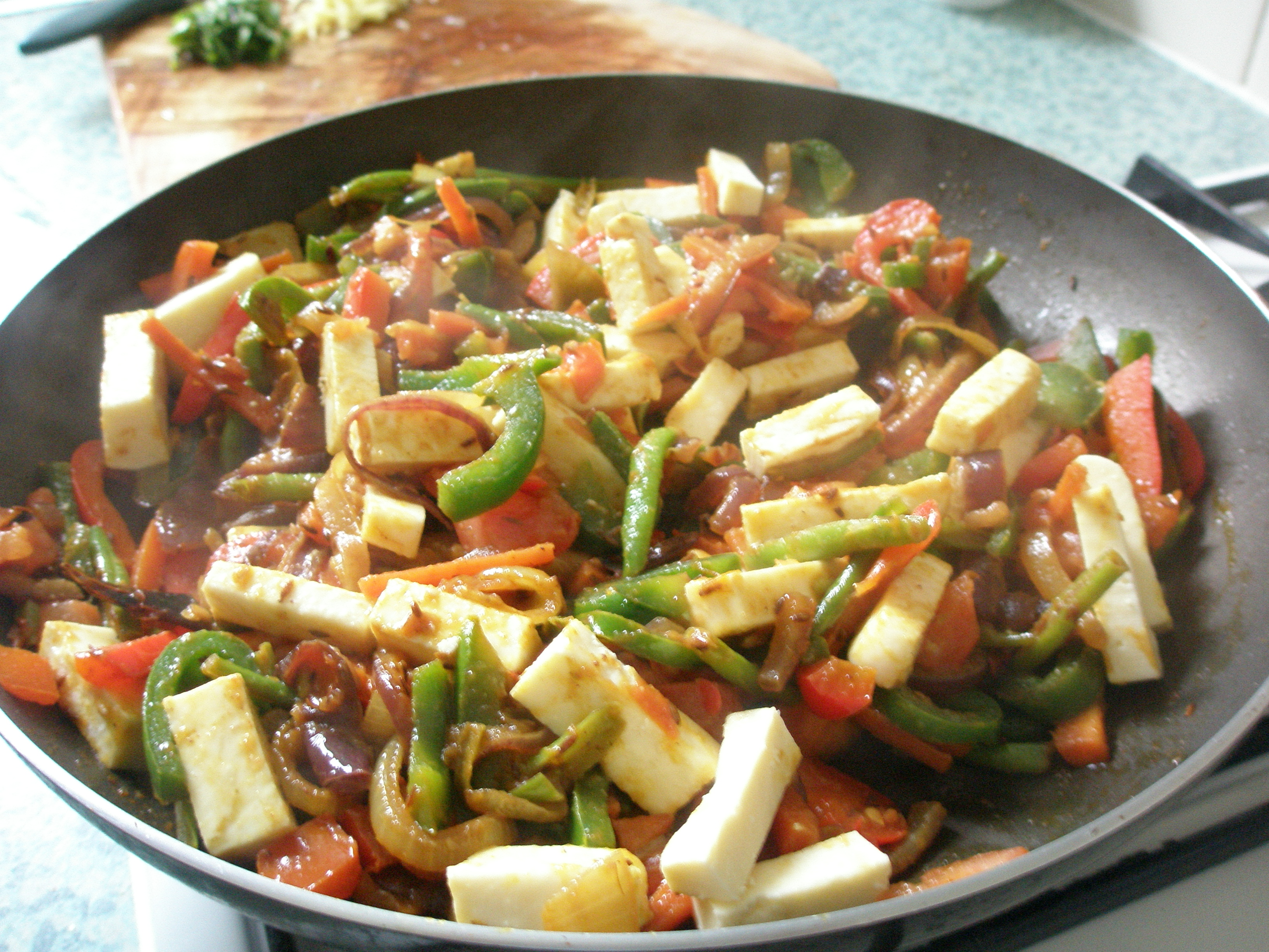 Sanjeev kapoors vegetable and paneer jhalfrazie can we have vegetable and paneer jhalfrazie forumfinder Choice Image