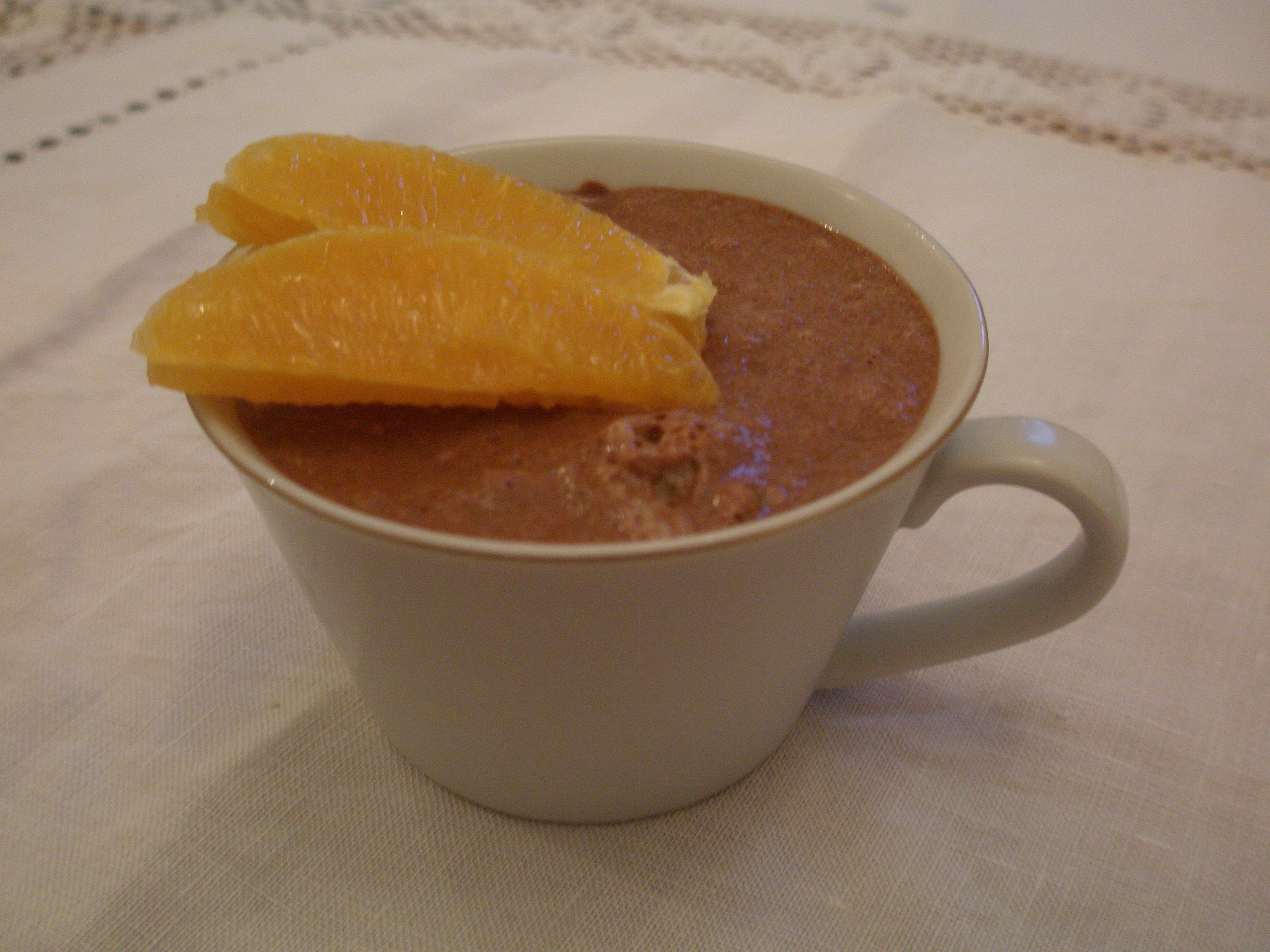 Chocolate orange mousse or Jaffa mousse | Can We Have Some Rasam ?