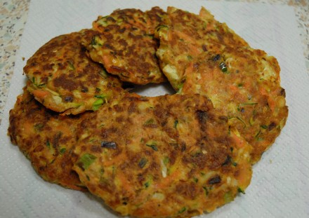 Fritters!